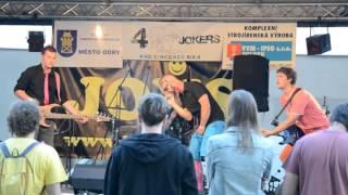 Video BORN - Starý pán (byl král) live - Odry 2015