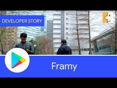Android Developer Story: Framy improves user experience with Material Design