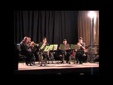 Eutépé. Ensemble de Trompettes de Paris. BEZIEHUNGSKISTEN . (Daniel Casimir). Juin  2003