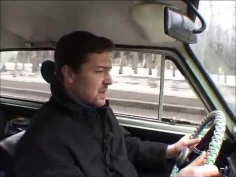 Тест-драйв ЗАЗ 968 онлайн видео