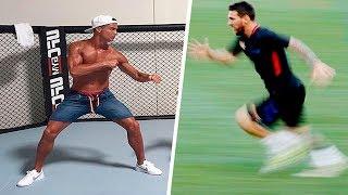 Video Lionel Messi Vs Cristiano Ronaldo ● Freestyle ● Crazy Tricks MP3, 3GP, MP4, WEBM, AVI, FLV Juni 2018