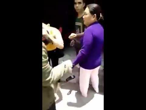Tội cho cô gái bị đánh ghen nhầm!!