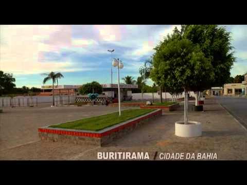 Cidade da Bahia - Buritirama