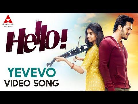 Yevevo Video Song    Hello Video Songs    Akhil Akkineni, Kalyani Priyadarshan
