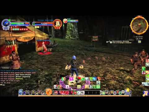 LOTRO – Minstrel Gameplay 2014 [Lord of the Rings Online Gameplay] HD