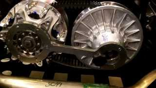7. Can-Am Maverick - EPI Clutch Kit Install