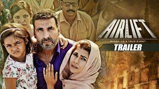 AIRLIFT THEATRICAL TRAILER | Akshay Kumar, Nimrat Kaur | Releasing on 22nd January, 2016 |T-Series