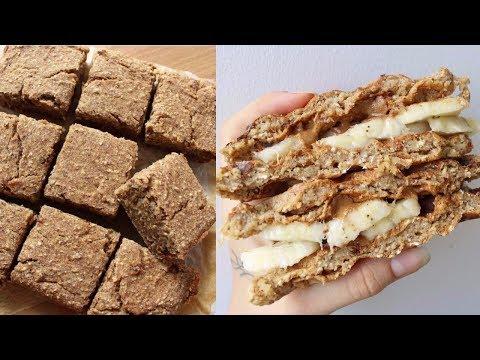 DELICIOUS BANANA BREAD | Oil Free & Refined Sugar Free