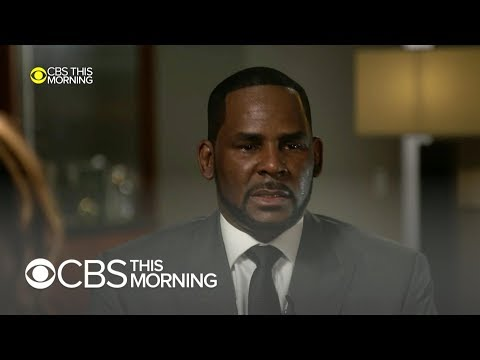 """R. Kelly, jailed over child support, says """"people have been stealin' my money"""""""