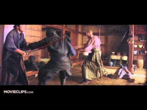 The Last Samurai 2 4 Movie CLIP   Ninja Attack 2003 HD