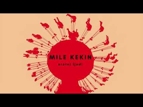 Mile Kekin u aktivističkom singlu 'Sretni ljudi'