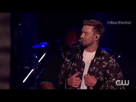 Video Justin Timberlake and Shawn Mendes duet at iHeart Radio Music Festival download in MP3, 3GP, MP4, WEBM, AVI, FLV January 2017
