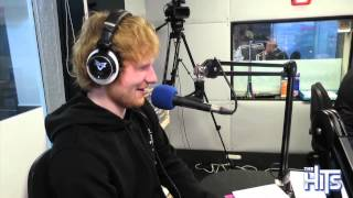 """In an emotional and heartfelt moment, Ed Sheeran surprised one of his biggest fans in hospital in Auckland, who missed the opportunity to see him during his New Zealand tour.A couple of months ago we received a message about Stef who's a massive fan of Ed. Stef is currently in hospital in Auckland after undergoing treatment for cancer, which is an ongoing battle for her. Stef was first diagnosed at the age of 14, fighting it off multiple times at ages of 14,17,27 and 31. She's still fighting this battle at 32. Her husband Mike and two daughters Ally 8 and Julianna 6 have been a part of this difficult journey. She has a rare genetic disorder called Li-Fraumeni Syndrome (LFS) which predisposes her to growing solid cancerous tumors. After recent chemo efforts a tumor ate away at her hip bone and wrapped around her spine forcing her into a large surgery a month ago today to have a full external hemipelvectomy removing her left leg completely and hipbone. Despite the setbacks including an infection Stef has held onto Ed's music throughout treatment, with """"Thinking Out Loud"""" becoming her """"turning song"""" in her hospital bed. Although we don't know what the immediate or long term future holds for Stef, we wanted to try and make things as easy as possible for her and the family to maximise their time together and take away some of the struggles as part of the Polly To The Rescue segment. The wonderful people at Gilrose Finance donated $5000 for whatever Stef and her family need it for. Whether it be used to cover childcare costs or the cost of Stef's treatment itself. It's there thanks to Gilrose Finance. Max Clothing also wanted to help make Stef feel better on the outside and have donated a $1000 clothing voucher whilst the wonderful people at New World have donated a $1000 grocery voucher. Finally The Hits surprised Stef's friend Mel, who brought Stef's story to our attention, with tickets to Ed's Auckland concert."""