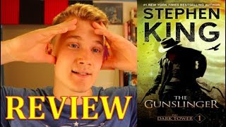 The Gunslinger (Dark Tower Book 1) - REVIEW