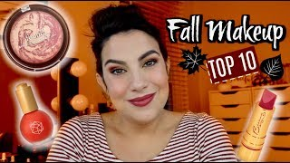 TOP 10 Makeup Products for Fall! Collab with Heather Austin by Beauty Broadcast