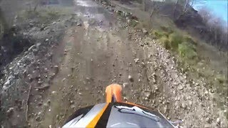 8. GoPro hd : ktm 65 sx motocross et supercross