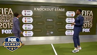 Knockout Stage Predictions   FOX Soccer Tonight™ by FOX Soccer
