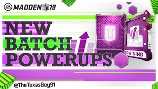 The Most Expensive Silver In Madden 19 | 7 New Power Ups | Lamar Jackson & Others | Madden 19