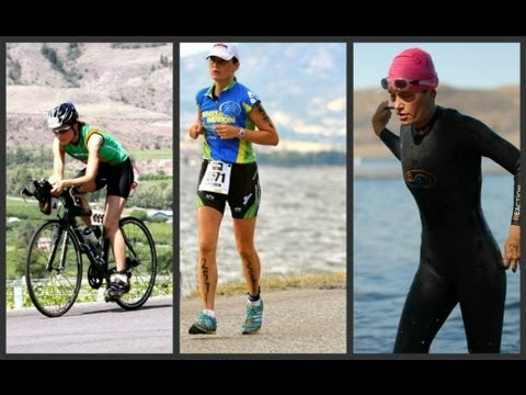 80/10/10 Ironman Triathlete & Stay-at-Home Mom, Kathleen Leonard