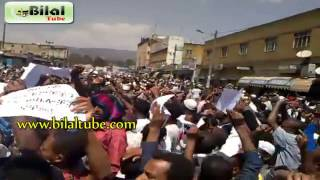 Ethio Muslim Peaceful Demonstration On February 8, 2013