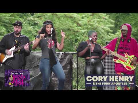 Rosslyn Jazz Festival: Cory Henry & The Funk Apostles (2018)
