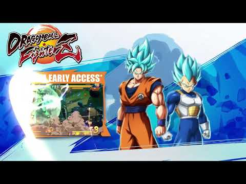 Dragon Ball FighterZ  - Vidéo d'introduction pour Goku de Dragon Ball FighterZ