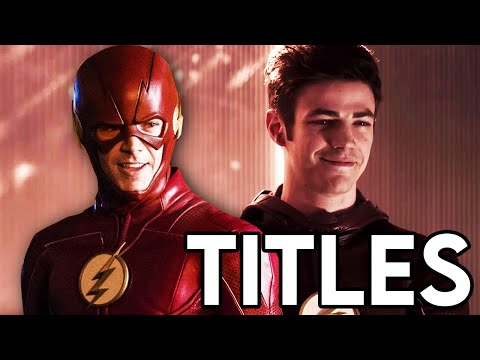The Flash Season 7 Titles REVEALED! Barry GETS HIS SPEED BACK! - The Flash 7x01 Teaser