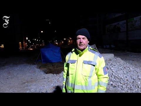 """Bombenentschärfung im Gallusviertel: """"Alles ist gut ..."""