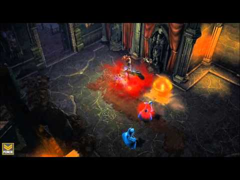 Diablo 3 - Beta Footage - Gameplay