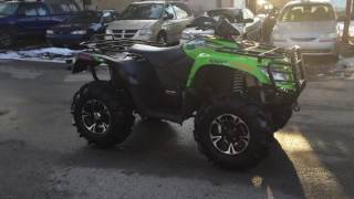9. 2014 Arctic Cat 1000 XT EPS