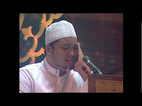 Naser Korpitak from Thailand. No.9 of  International Competitions of the Holy Quran 2010 in Iran.
