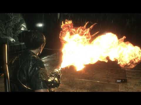 Resident Evil 2 - Boss William Birkin G2 sans dégâts - Leon Hardcore de Resident Evil 2