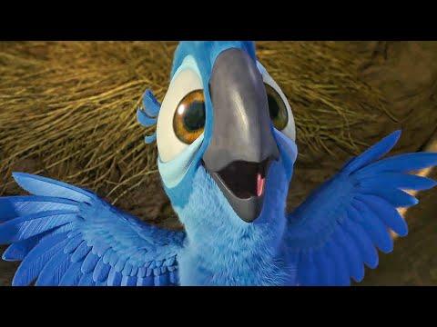 Baby Blue Real in Rio Song Scene - RIO (2011) Movie Clip - Thời lượng: 4 phút và 38 giây.