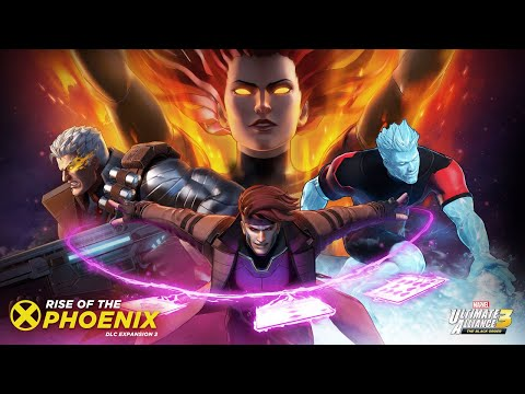 DLC X-Men de Marvel Ultimate Alliance 3: The Black Order