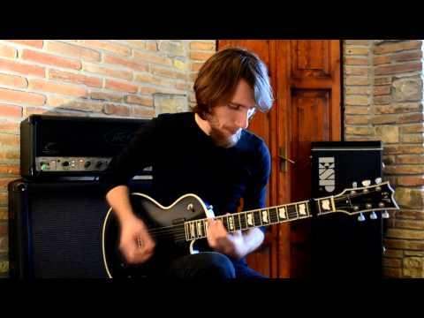 Darkmatter-Gianluca Ferro-Cover by Davide Rinaldi