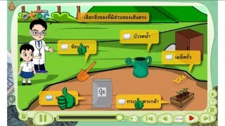สื่อการเรียนการสอน กิจกรรมสำรวจเส้นทางจากบ้านไปโรงเรียน ป.3 คณิตศาสตร์