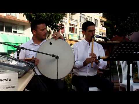 Pazar'da Din Görevlileri Tasavvuf Musikisi Korosu Konser Verdi