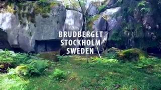 OUTDOOR CLIMBING IN STOCKHOLM by Eric Karlsson Bouldering