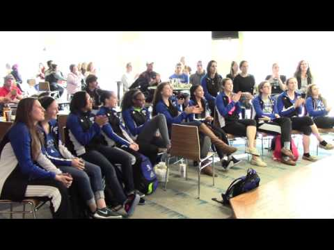 Marymount Women's Basketball NCAA 2016 Selection Show