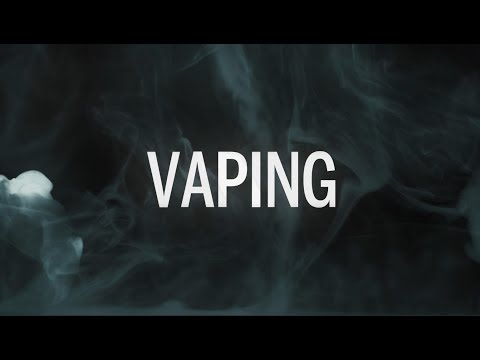 The Mechanics Of Vaping