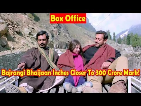 Box Office: Salman Khan's Bajrangi Bhaijaan To Mar