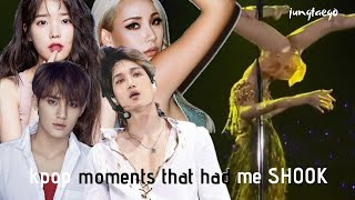 Video kpop moments that had me shook (part 2) MP3, 3GP, MP4, WEBM, AVI, FLV September 2019