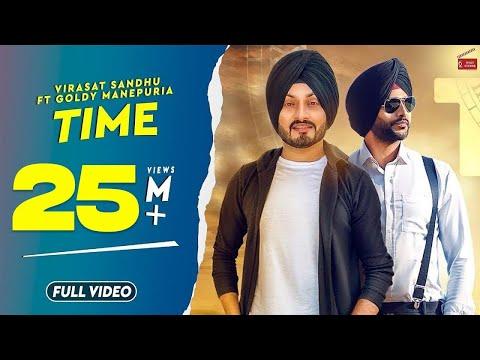 Time | Virasat Sandhu Ft Goldy Manepuria | Ranbir Bath | Latest  Punjabi Songs 2019 | 62 West Studio
