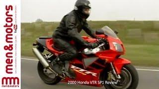 3. 2000 Honda VTR SP1 Review