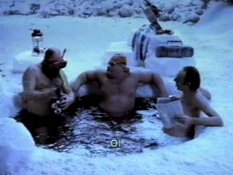 Koff-perkele, funny Finnish beer advert