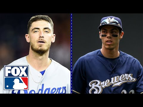 Video: Who is the NL MVP frontrunner and Is this year's Dodgers team ready to win it all? | MLB WHIPAROUND
