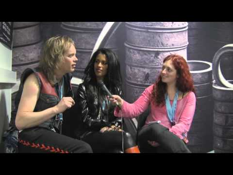 aor interview - GetYourRockOut chatted to the great Nubian Rose at HRH AOR Festival 2013. For our coverage of the festival head over here: http://getyourrockout.co.uk/wp/alb...