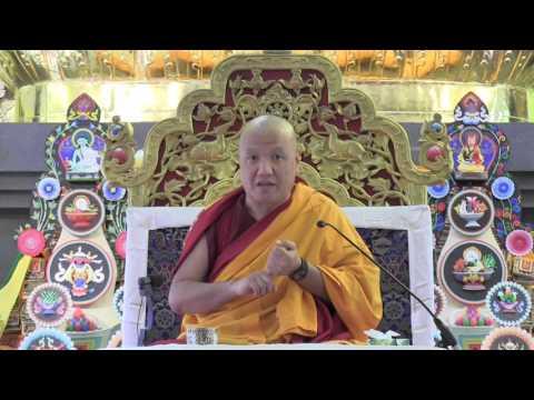The correct View: by HE Drubwang Sangye Nyenpa Rinpoche