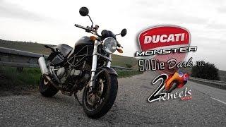 2. Ducati Monster 900ie Dark '02 bike review - 2WheelsEurope HD