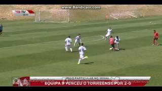 SL Benfica 'B' 2-0 SCU Torreense